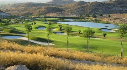 Campo de golf Font del Llop