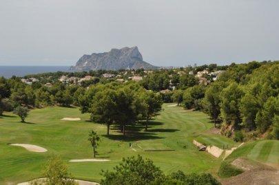 Campo de golf Golf Ifach