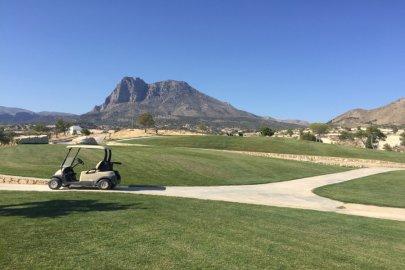 Campo de golf Puig Campana Golf