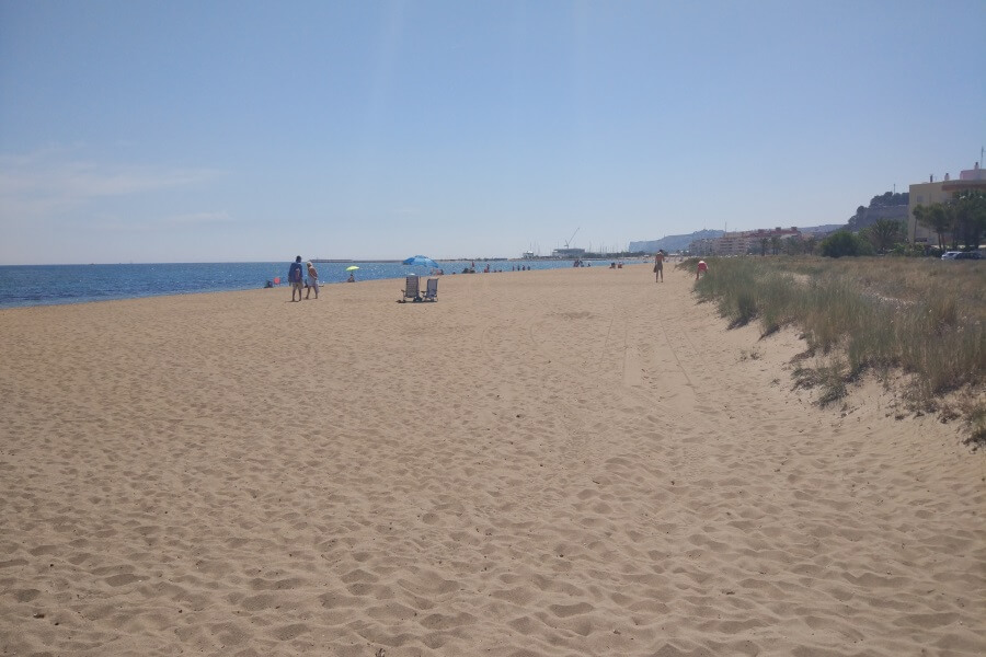 Playa Les Marines