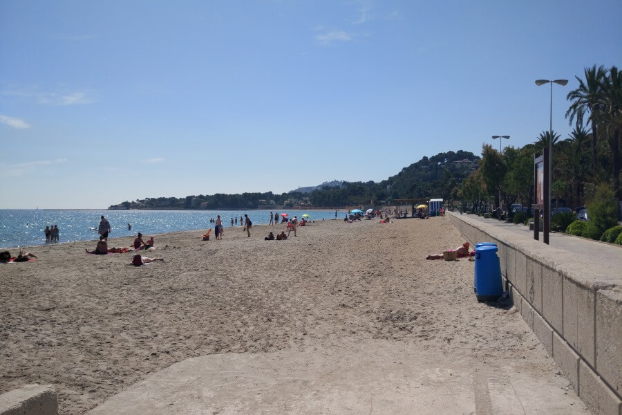 Playa Marineta Casiana