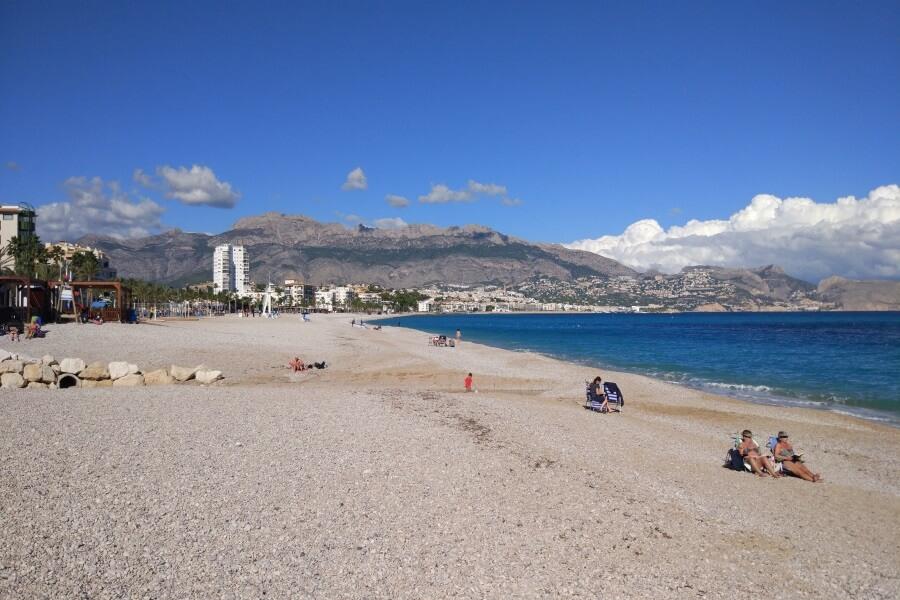 Topp Playa del Albir en Alfaz del pi BW-94
