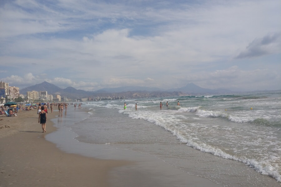Playas y Calas de El Campello