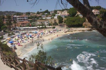 Playas y Calas de Benissa