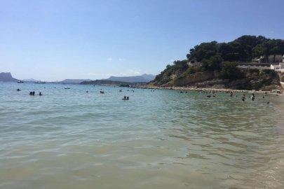 Playas y Calas de Teulada y Moraira